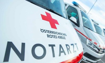Unfall bei Rally Cross Rennen am WRT Ring in Hollabrunn