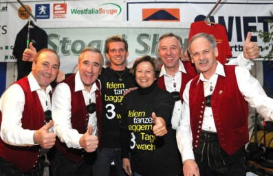 Sportlerfest Arbesbach – The party is over