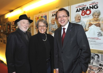 """Anfang 80"" – Premiere lief"