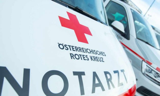 Unfall in St. Georgen